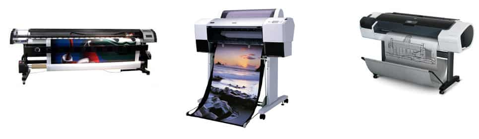 HP Designjet Printer Repairs