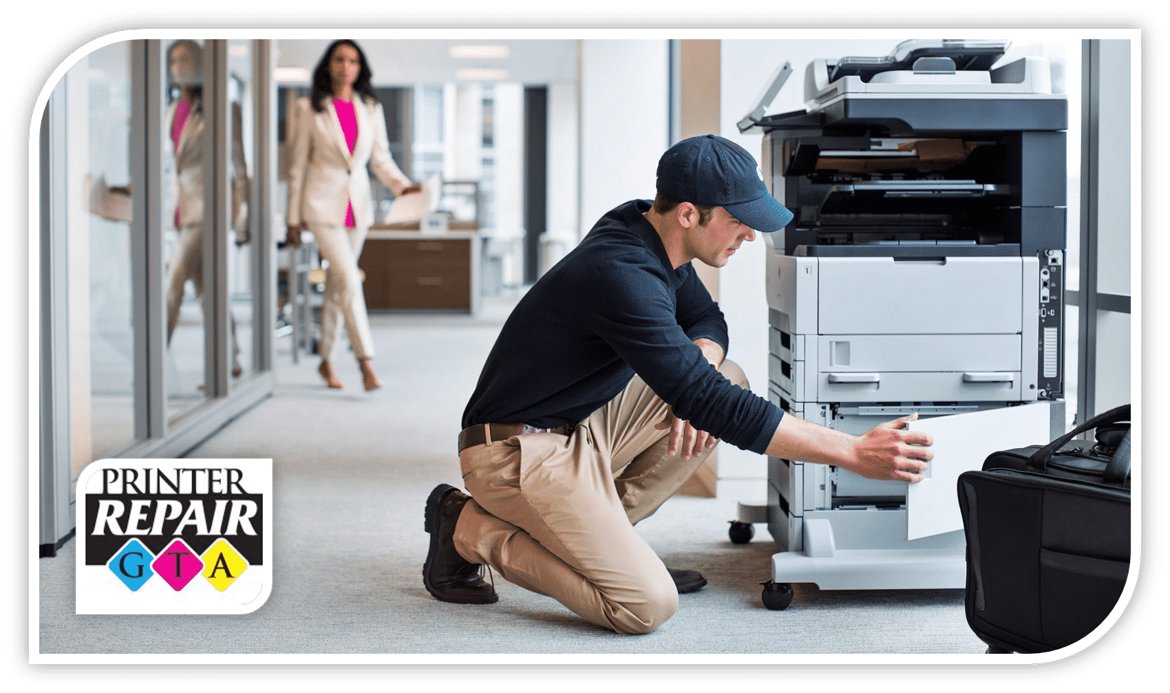 Printer Service Technician