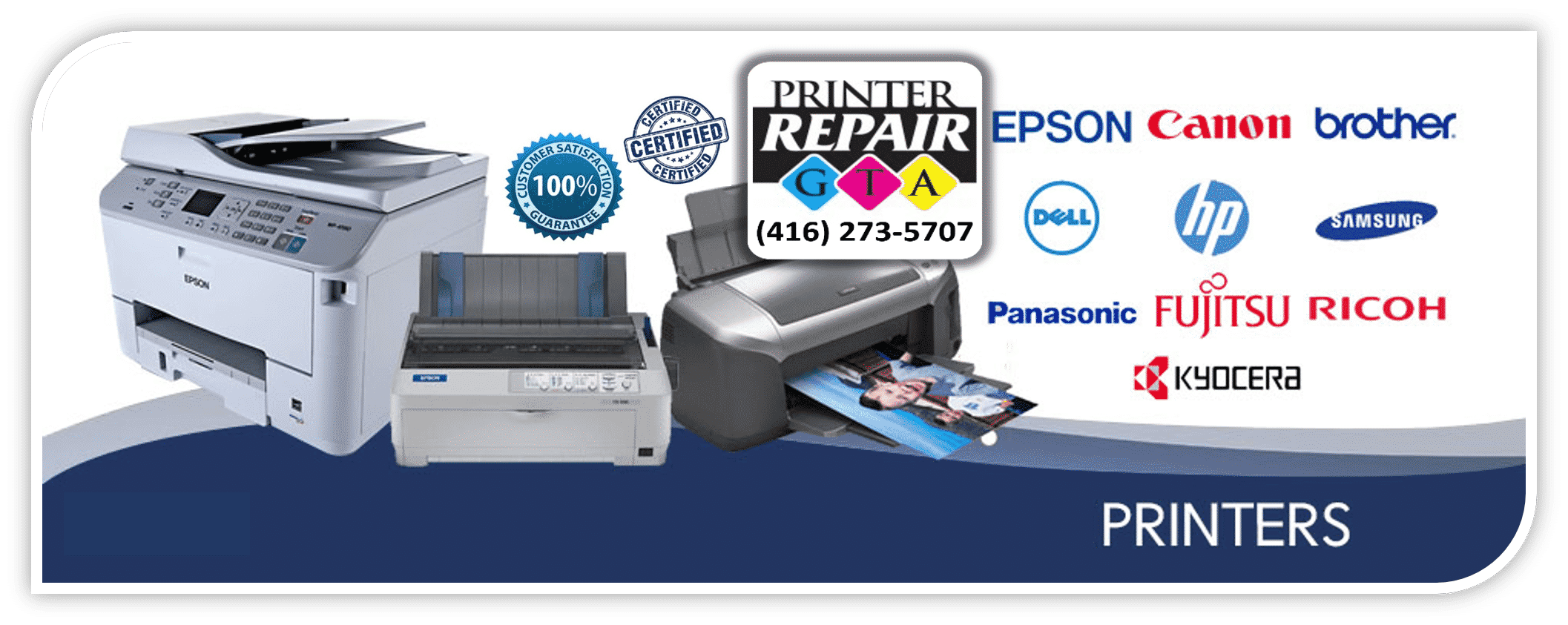 Expert Printer Service Technician